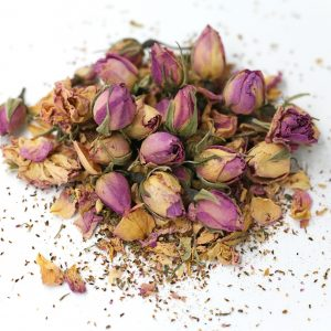 Rose Buds Tea