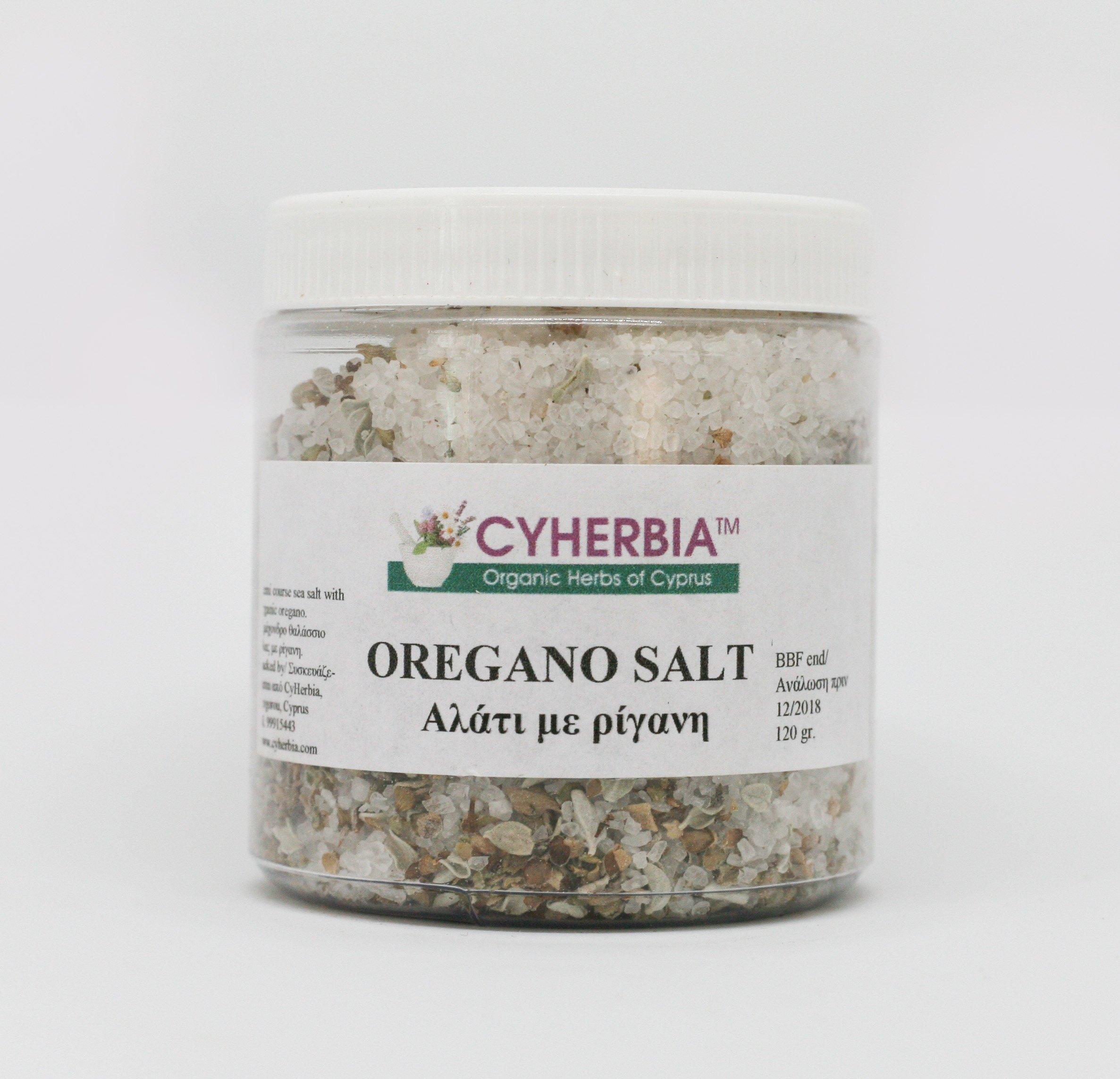 Oregano Salt