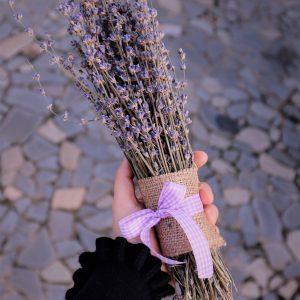Vintage Lavender Bouquet