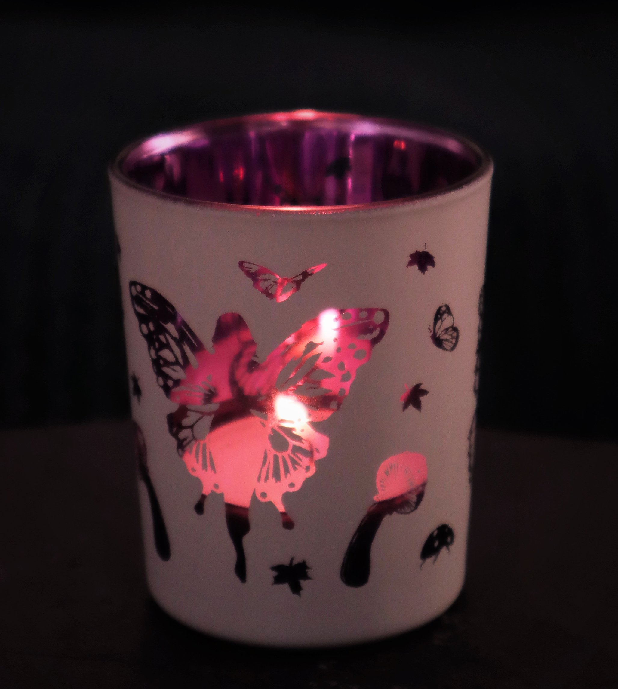 Fairy Tea Light Holders Set of 2