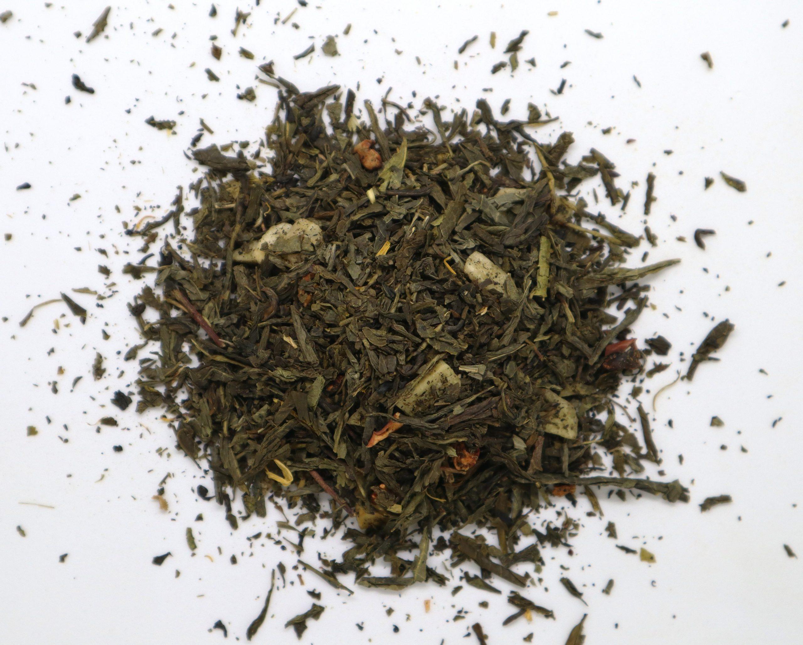 Green Tea Fruity