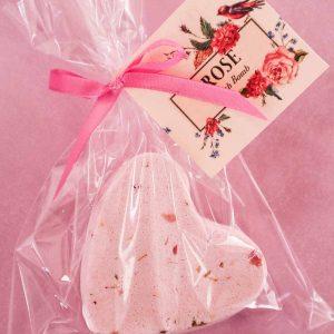 Rose Petals Bath Bomb