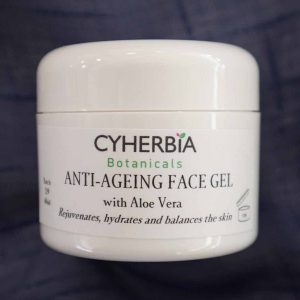 Anti - Ageing Face Gel with Aloe Vera 60ml