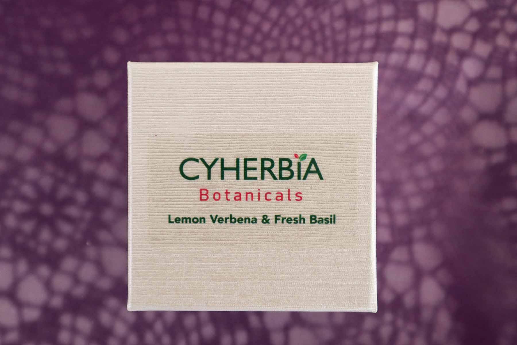 Lemon Verbena and Fresh Basil Candle