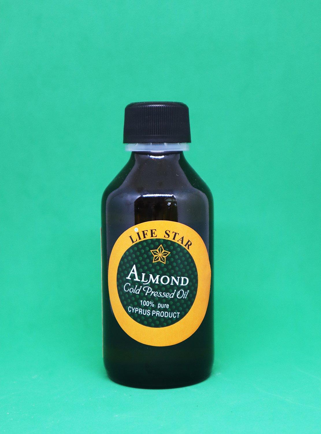Almond Cold Pressed Oil