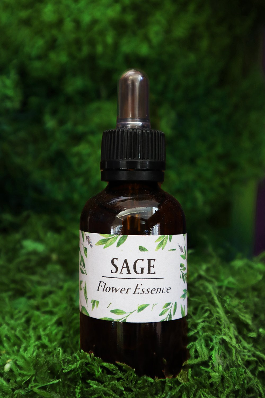 Sage Flower Essence
