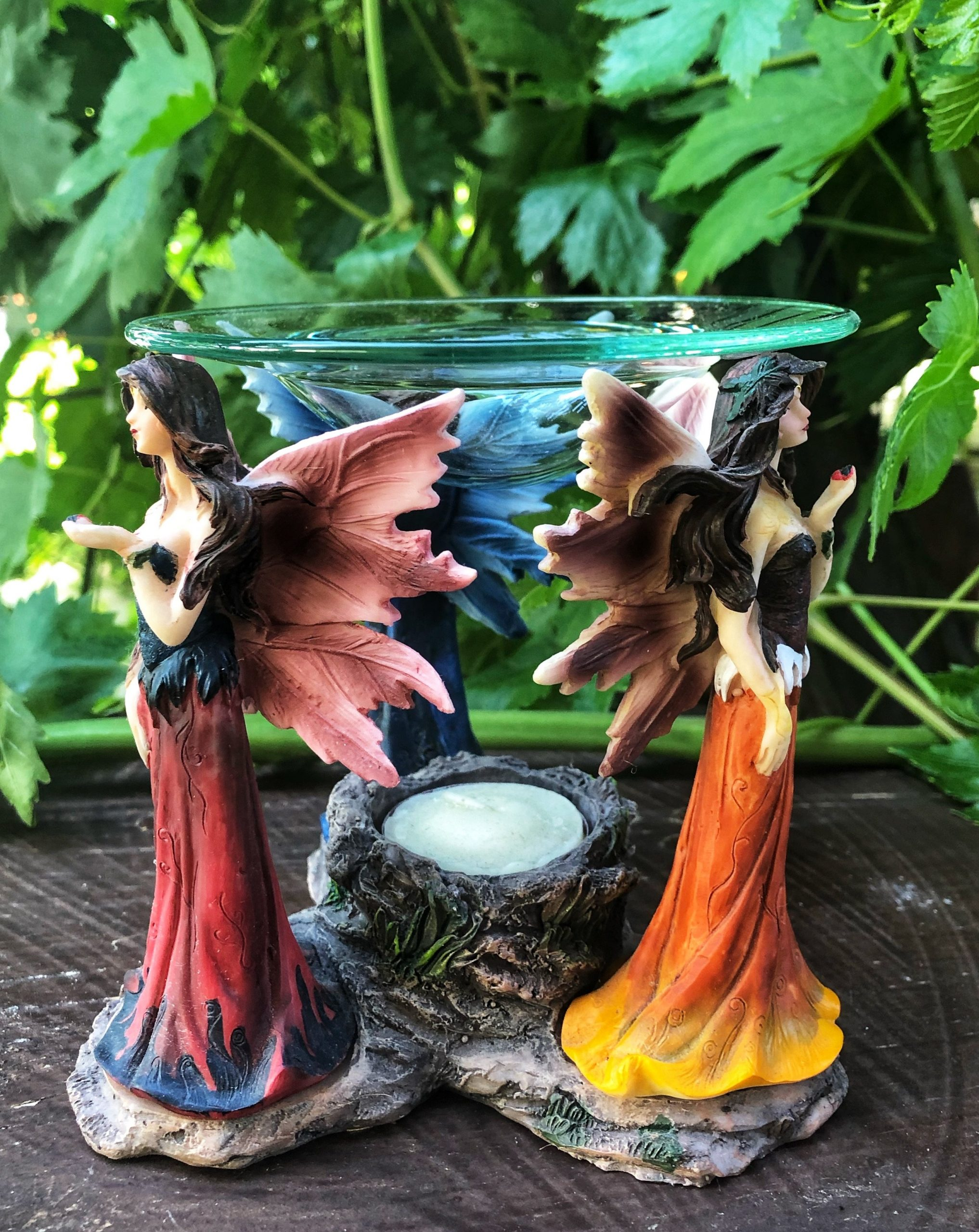 Fairy oil burner