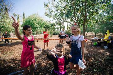Halloween activities at Cyherbia Cyprus