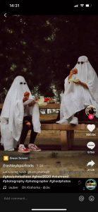 spooky story teller to celebrate halloween in 2021